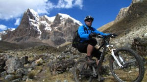 Bike Expedition – Rund um die Cordillera Huayhuash, Peru mit Wolfgang Neumüller