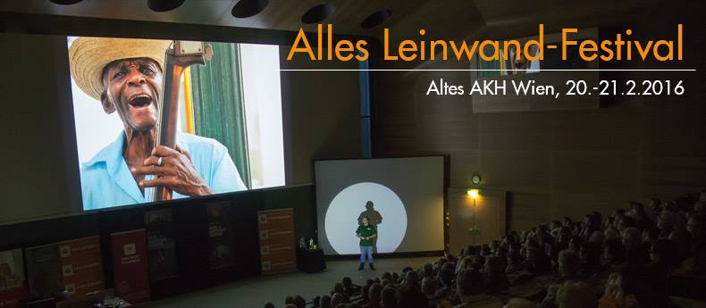Alles Leinwand Reise-Festival - Photo+Adventure