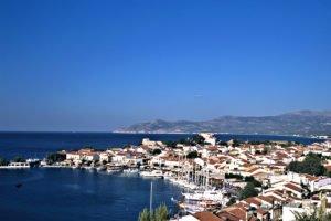 Pythagorion - einer der schönsten Häfen Griechenlands