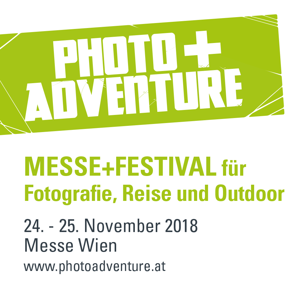 "SAVE THE BUDGET & Frühbucherangebot ""Early Bird"" für 2018 - Photo+Adventure"