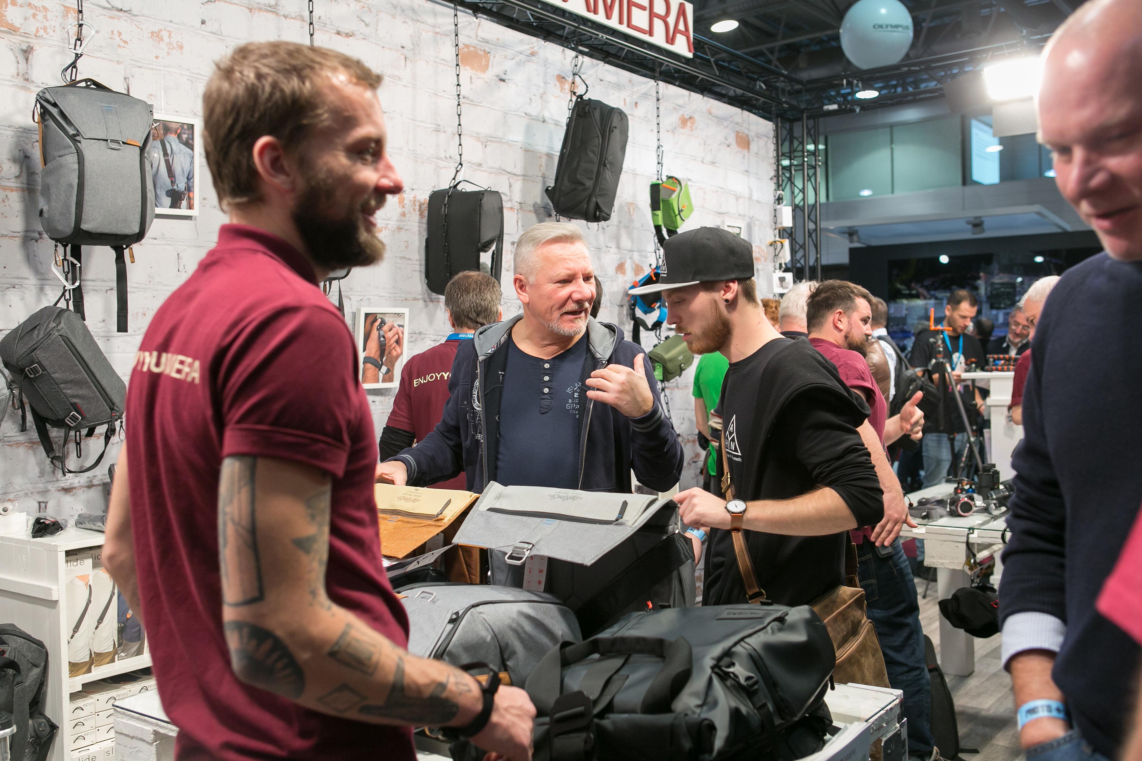 Photo+Adventure 2018, Messe+Festival für Fotografie, Reisen und Film+Video