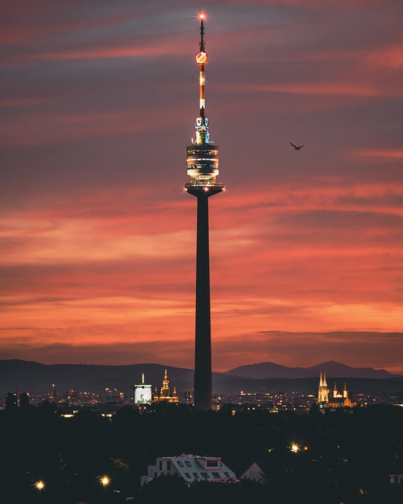 "Die Siegerbilder des Fotowettbewerbs ""Top of Vienna"" - Photo+Adventure"
