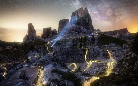 Hyperreale Landschaften - Fabio Antenore - Photo+Adventure