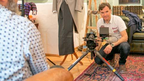 Vom Fotografen zum Filmer: Filmen mit DSLR und spiegellosen Kameras für Einsteiger - Helmut Mitter - Photo+Adventure