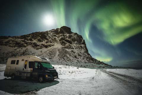 Fanni und die Nordlichter - Markus Morawetz / Canon - Photo+Adventure