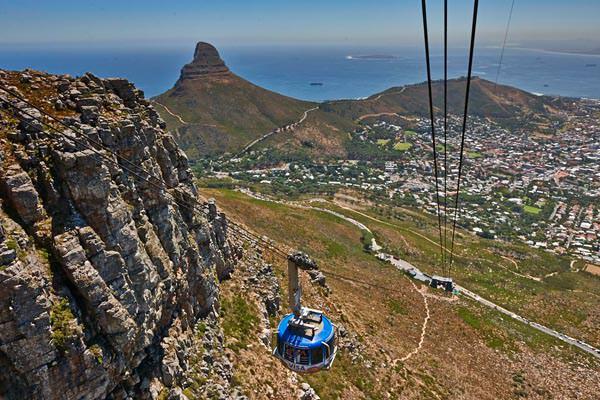 Südafrika: Die ganze Welt in einem Land - Ines Anderl / Abendsonne Afrika - Photo+Adventure