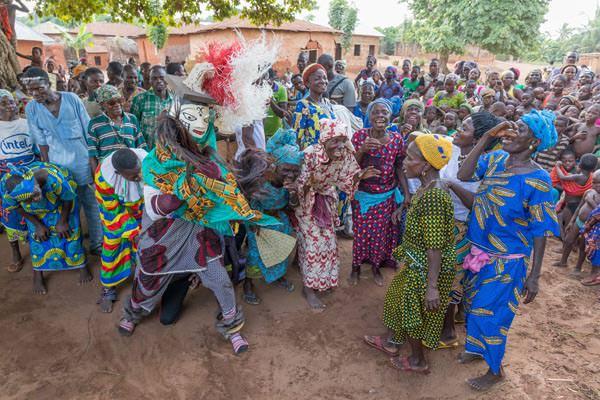 Togo und Benin: Voodoo in Westafrika - Bernhard Brenner / AV Stumpfl - Photo+Adventure