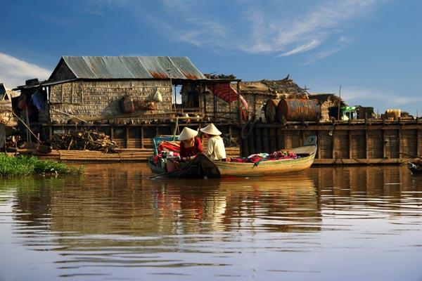 Kambodscha - Otfried Schöttle / World Insight - Photo+Adventure